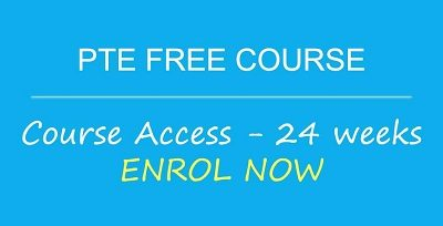 PTE Free Course