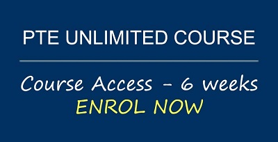 PTE Unlimited Course